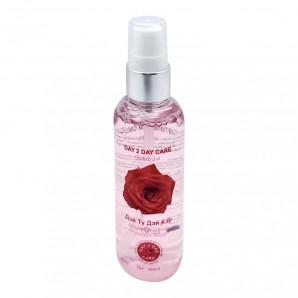 Розовая вода аюрведическая спрей Day2Day 100мл