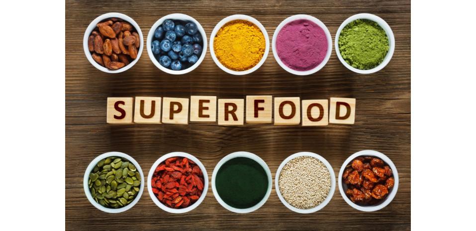 Топ 10 натуральных суперфудов