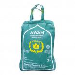 Рис Басмати непропаренный Awan Foods 2кг