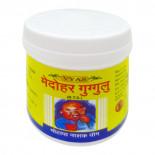Медохар гуггулу (Medohar Guggulu) для похудения 100 таб.