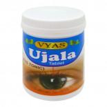 Уджала в таблетках (Ujala Tablet, Eye Tonic) для улучшения зрения и укрепления глаз 100 таб.