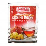 Растворимый напиток с имбирем и тростниковым сахаром Gold Kili | Голд Кили 18г
