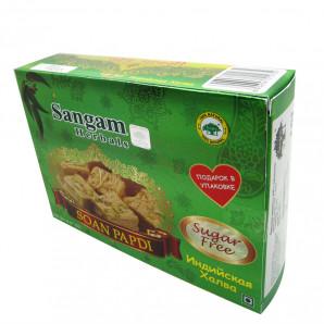 Индийская халва Соан Папди | Soan Papdi без сахара 250г