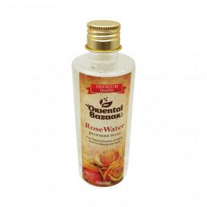 Вода розовая | Rose water пищевая Oriental Bazaar 200мл