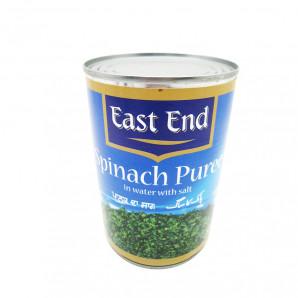Пюре из шпината (spinach puree) East End | Ист Энд 400г