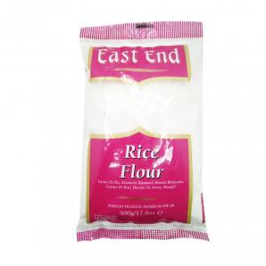 Рисовая мука (rice flour) East End | Ист Энд 500г
