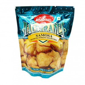Samosa Haldiram`s Индийская закуска Cамоса Халдирамс 200г