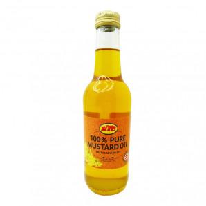 Mustard Oil KTC Горчичное масло КТС 250мл