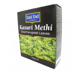 Dried Fenugreek Leaves East End Листья Пажитника сушенные 100г