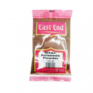 Star Aniseeds Powder East End Бадьян молотый 50г