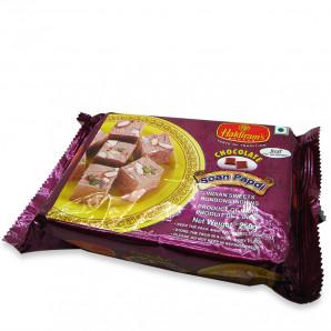 Индийская сладость Соан Папади (Soan Papdi) с шоколадом Haldiram's   Холдирамс 250г