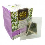 Черный чай в шелковых пакетиках Тулси 3г