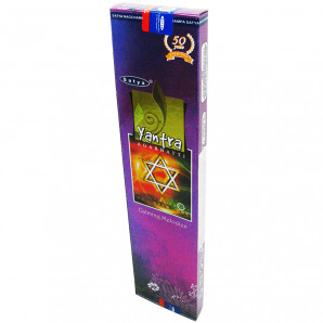 Благовоние Янтра (Yantra incense sticks) Satya | Сатья 20г