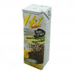 Молоко из корич. риса с экстрактом черного кунжута V-FIT 250мл