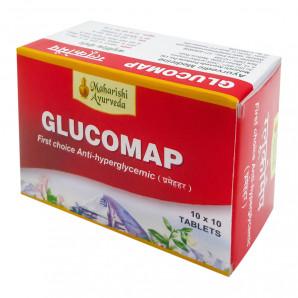 Глюкомап (Glucomap) от диабета 100 таб.