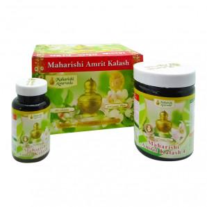 Амрит Калаш (Maharishi Amrit Kalash) для здоровья и долголетия джем 600г и 60 таб.