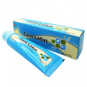 Зубная паста на травах Морская свежесть Twin Lotus 100г