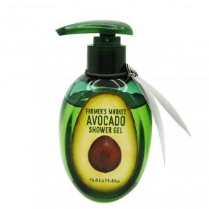 Гель для душа с экстрактом авокадо Holika Holika 240мл