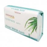 Мыло травяное натуральное Aloe Vera Patanjali  Алое Вера Патанджали 75г
