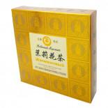 Чай зеленый Жасминовый цветочный Небесный Аромат 120г