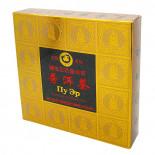 Чай Пу Эр листовой Небесный Аромат 120г
