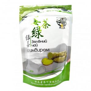Чай Зеленый с Имбирем Black Dragon 100г