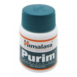 Пурим (Purim) для очищения организма и против аллергии Himalaya | Хималая 60 таб