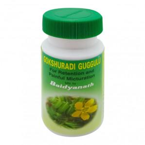 «Гокшуради Гуггулу» (Gokshuradi Guggulu) от диабета и проблем мочеполовой системы 80 таб.