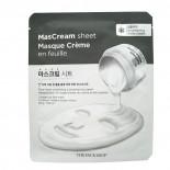 Осветляющая маска для лица тканевая FaceShop 30г
