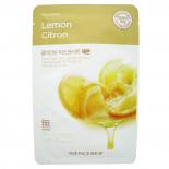 Тканевая маска с экстрактом лимона The FaceShop 20г