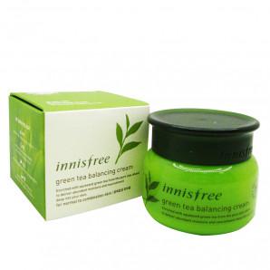Балансирующий крем с зеленым чаем Innisfree 50мл