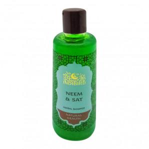Шампунь для волос Ним и сат (shampoo) Indibird | Индибёрд 200мл