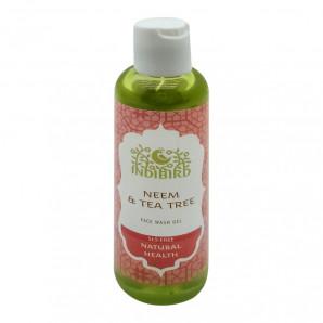 Гель для умывания Ним и Чайное дерево | Neem and Tea tree Bliss Style 100мл