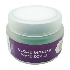 Скраб для лица из морских водорослей (face scrub) Bliss Style | Блисс Стайл 50г