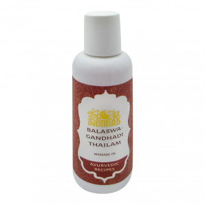 Аюрведическое масло Баласвагандхади Тайлам (ayurvedic oil) Indibird   Индибёрд 150мл