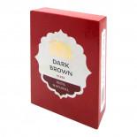Хна темно-коричневая натуральная Dark Brown Henna Indibird 100г