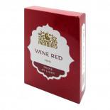 Хна винно-красная натуральная Wine Red Henna 100г