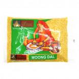 Маш желтый очищенный (Мунг Дал) | Moong dal Bharat Bazaar 500г