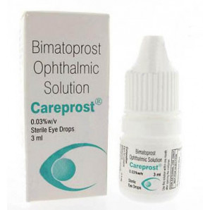 CareProst | Карепрост. Средство для роста ресниц 3мл