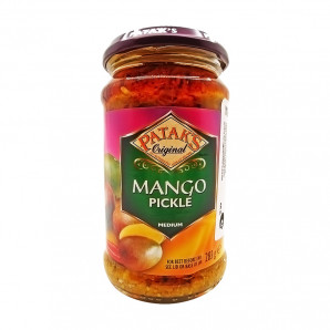 Пикули манго среднеострые Patak`s 283г