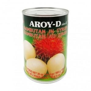 Рамбутан в сиропе (rambutan) Aroy-D | Арой-Ди 565г