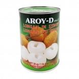 Лонган в сиропе Aroy-D 565г