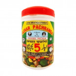 Пикули смесь овощей PACHRANGA 800г