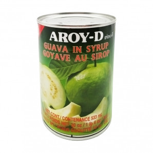 Гуава в сиропе Aroy-D 533мл
