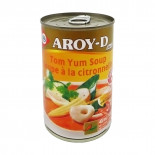 Консервированный суп Том Ям (Tom Yum soup) Aroy-D | Арой-Ди 400мл