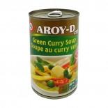 Суп Карри (зеленый) Aroy-D 400г
