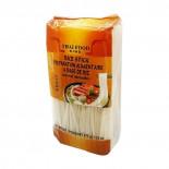 Лапша рисовая 3мм Thai Food King 375г