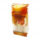 Лапша рисовая 1 мм Thai Food King 375г