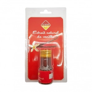 Экстракт ванили | Vanilla extract жидкий Leader Price 20мл