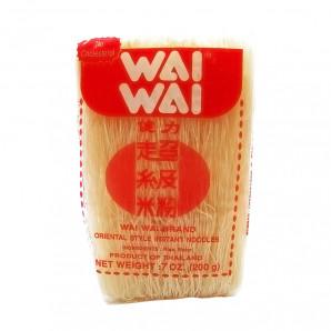 Рисовая вермишель быстрого приготовления WaiWai | ВайВай 200г